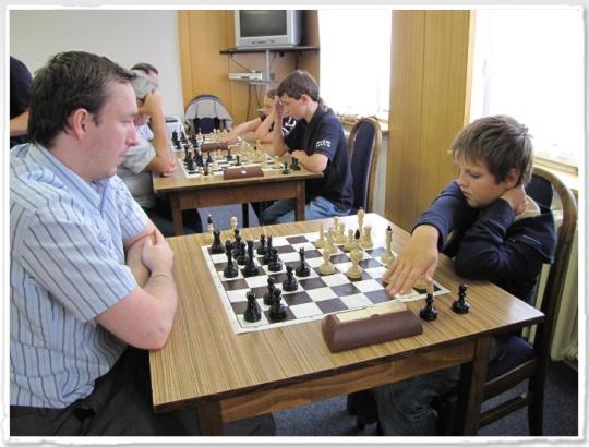 Petr Hroník versus Vojta Filip